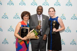 Photo of FCPS Employees at the FCPS Honors event